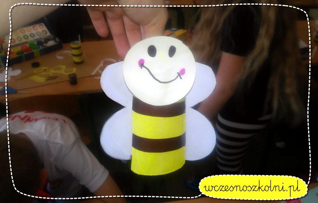 pszczola-z-rolek
