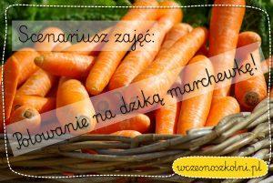 Polowanie na dziką marchewkę