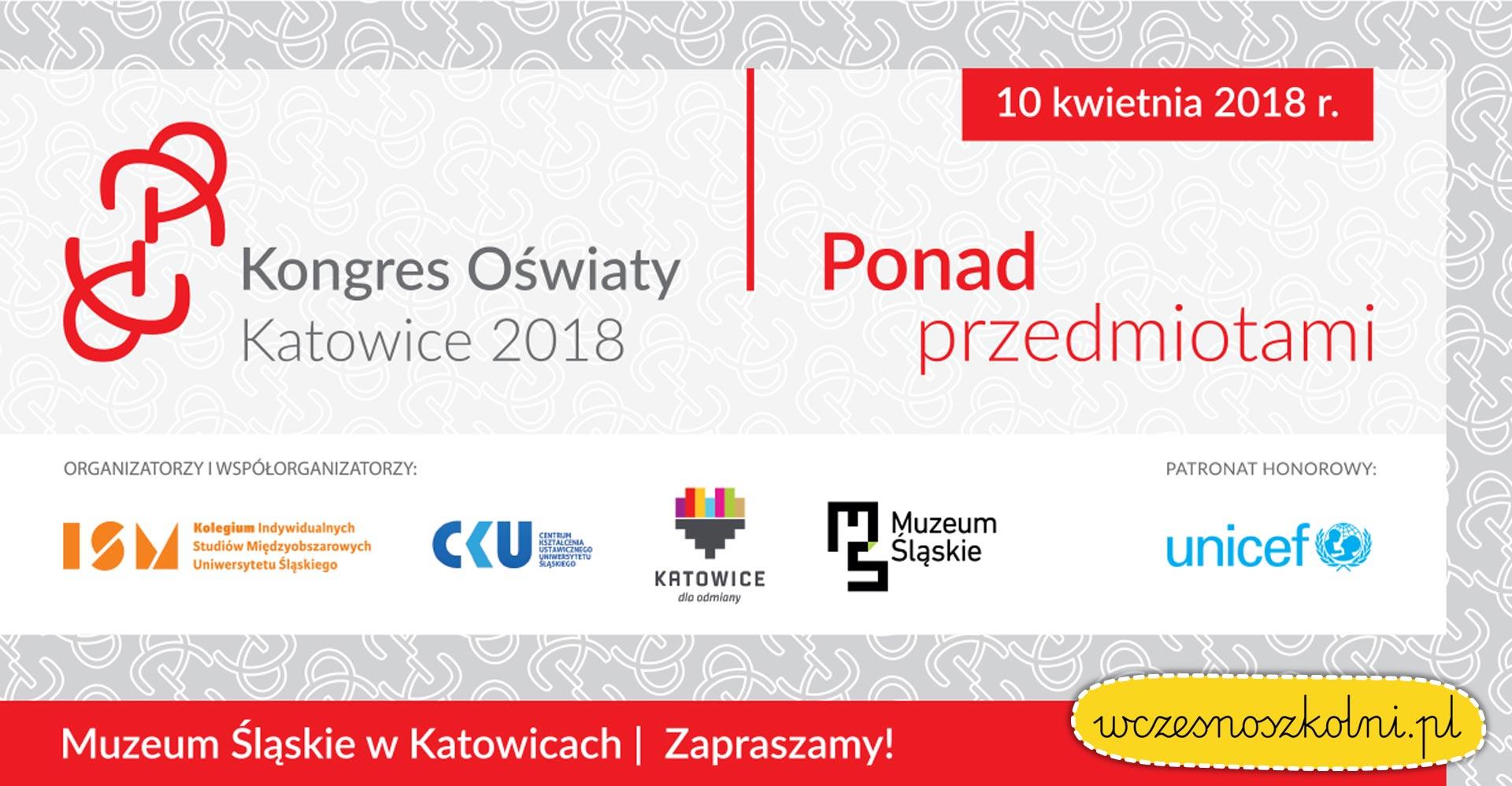 Kongres Oświaty Katowice 2018